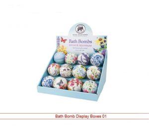 Bath Bomb Display Boxes1