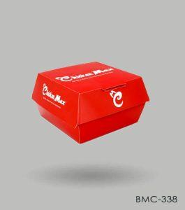 Custom Burger Packaging