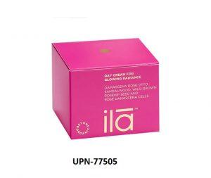 Custom Cream packaging