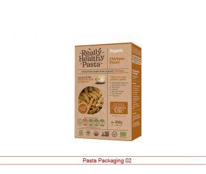 Custom Pasta Packaging