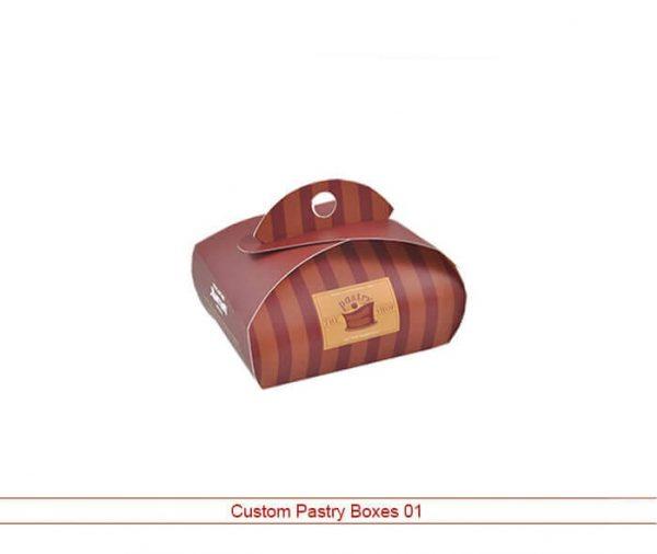Custom Pastry Boxes