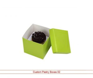 Custom Pastry Boxes Wholesale