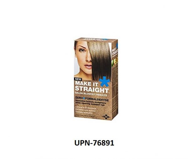 Hair Straightening boxes