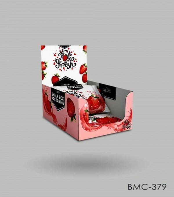 Sachet Display Packaging