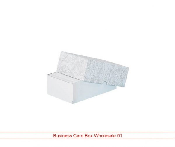 business cards boxes wholesale