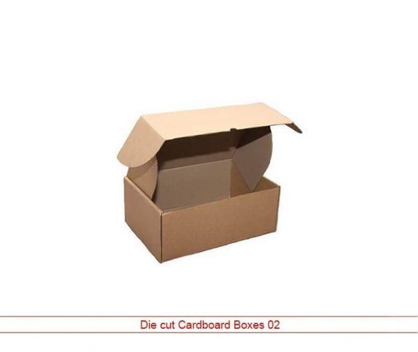 die cut cardboard boxes NY
