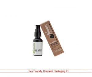 eco friendly cosmetic packaging