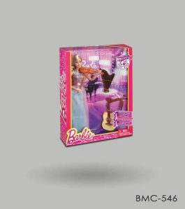 Barbie Doll Packaging