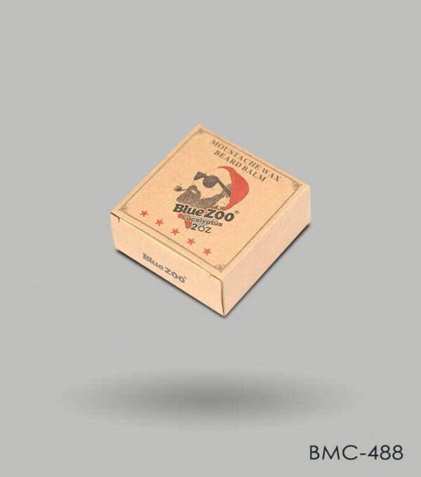 Beard balm boxes