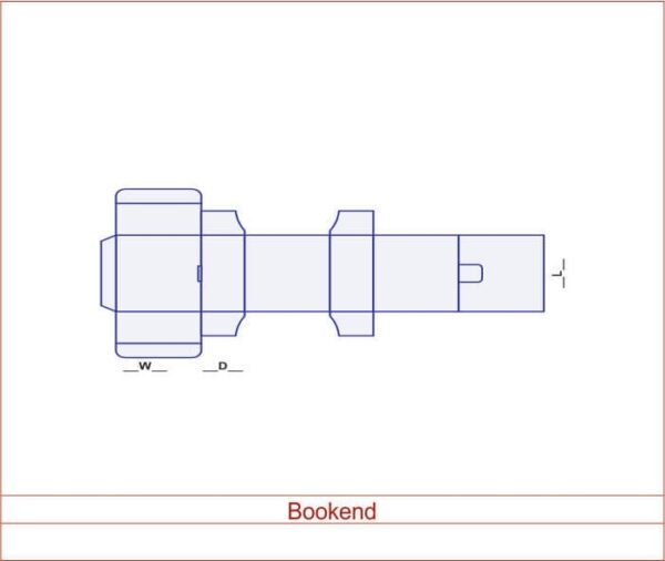 Bookend 03