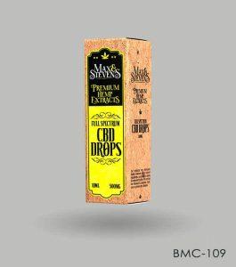 CBD Dropper Bottle Boxes