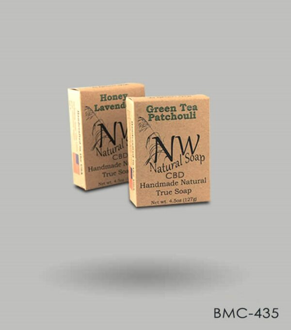 CBD Soap Box Packaging