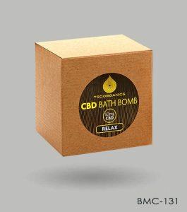 Cannabis Bath Bomb Box