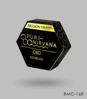 Cannabis Edible Box packaging