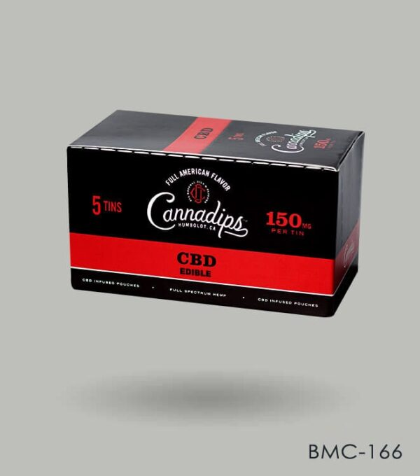 Cannabis Edible Packaging