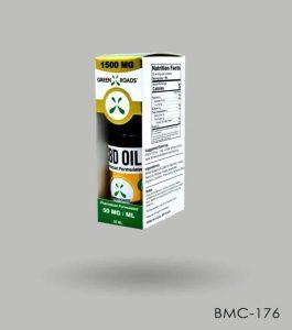 Cannabis Oil Boxes Wholesale
