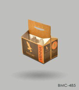 Custom Bottle Carrier boxes