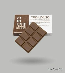 Custom CBD Chocolates Boxes Wholesale