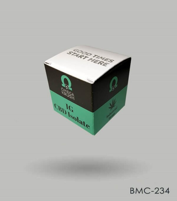 Custom CBD Isolate Packaging