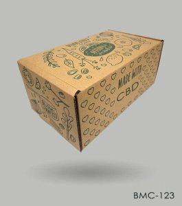Custom CBD Mailer Box Packaging