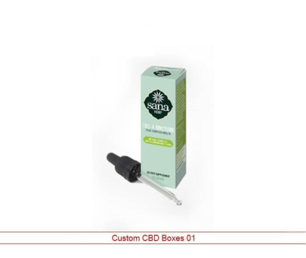 Custom CBD Oil Boxes 01