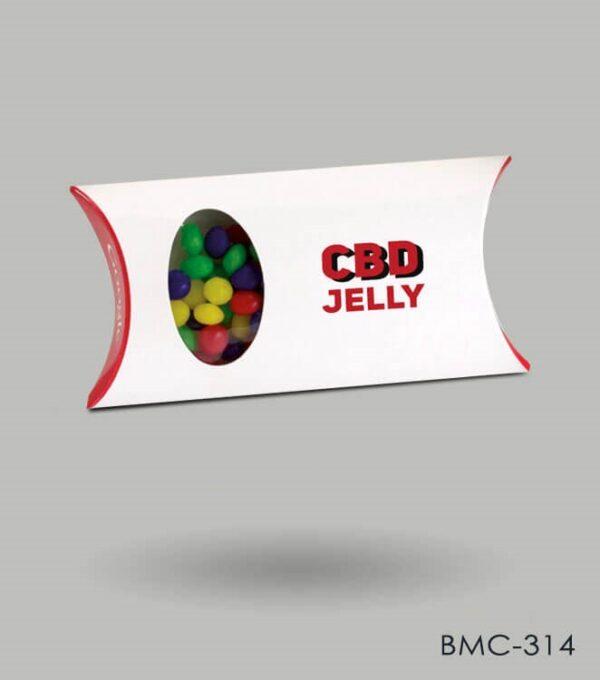 Custom CBD jelly Packaging