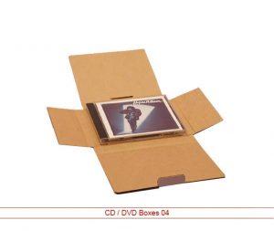 Custom CD Box