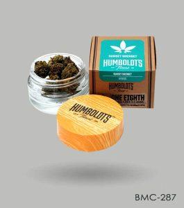 Custom Cannabis Flower Packaging Wholesale
