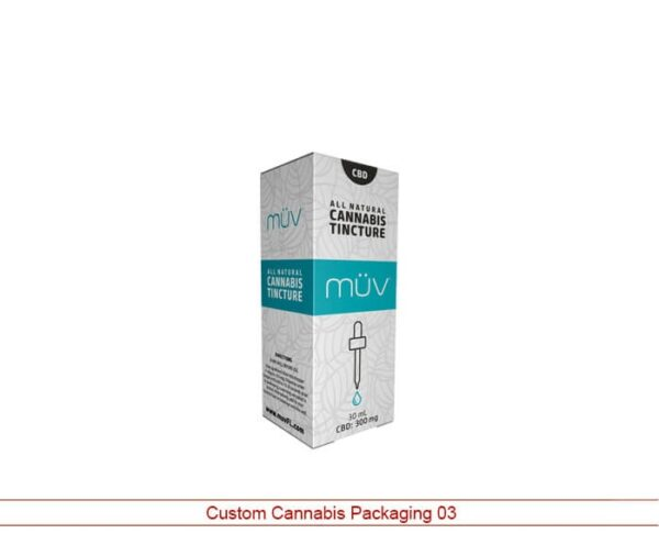 Custom Cannabis Packaging Boxes