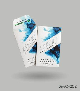 Custom Cannabis Wax Envelopes
