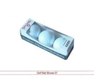 Custom Golf Boxes
