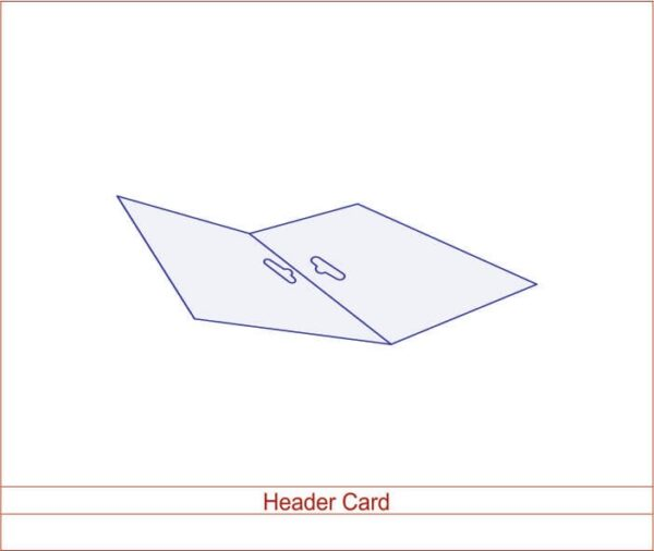 Custom Header Card