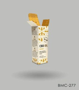 Custom Hemp Oil Boxes 3