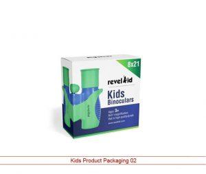 Custom Kids Product Boxes