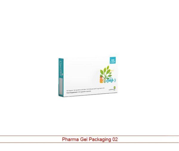 Custom Pharma Gel Packaging