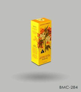 Custom cannabis tinctures Box packaging
