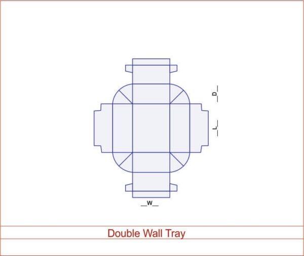Double Wall Tray 03