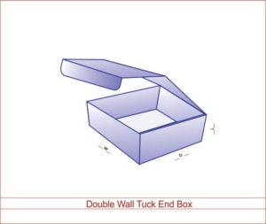 Double Wall Tuck End Box 02