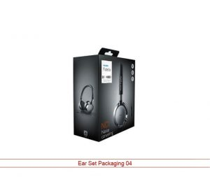 Ear Set Packaging Boxes
