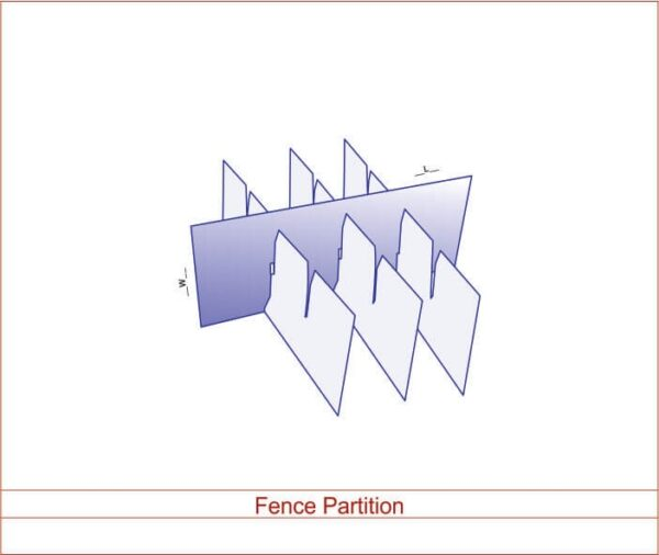 Fence Partition 02
