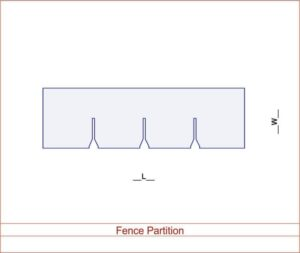 Fence Partition 03