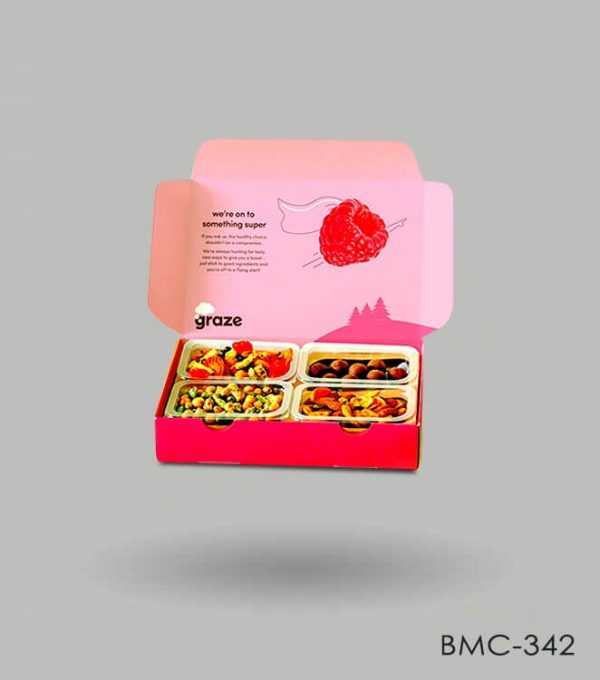 Food Subscription Box Packaging