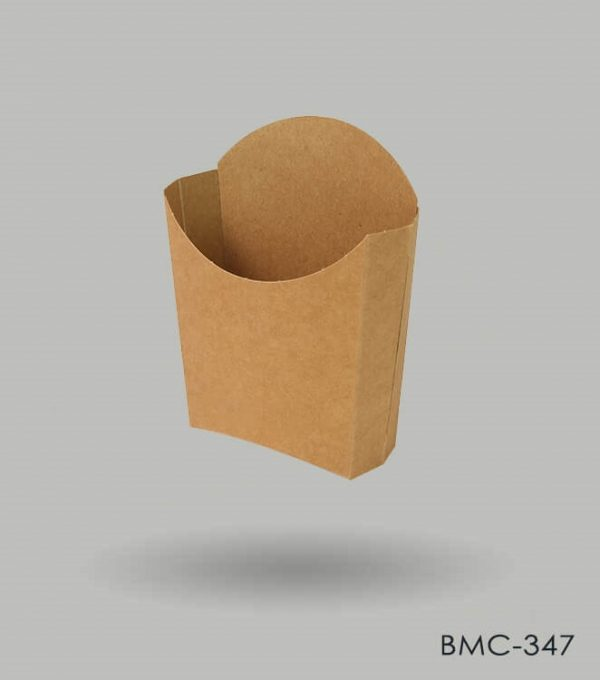 French Fries Box Packaging
