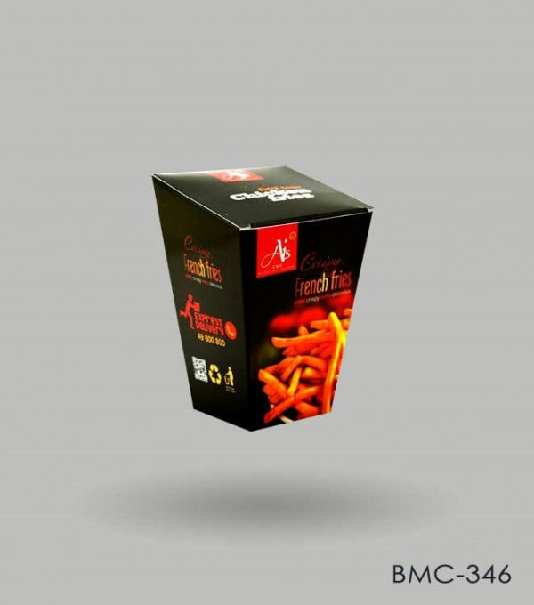French Fries Boxes Wholesale