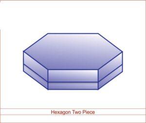 Hexagon Two Piece 01
