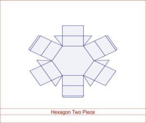 Hexagon Two Piece 03