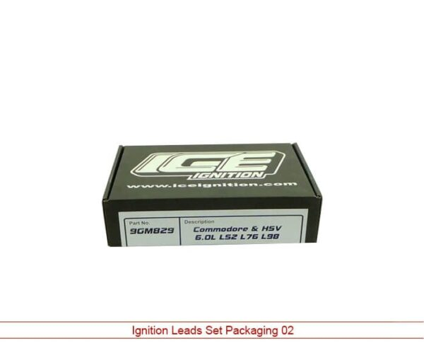 Ignition Leads Set Boxes