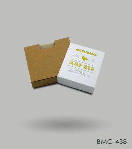 Marijuana Soap Box Packaging