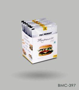 Mayonnaise sachet boxes Wholesale