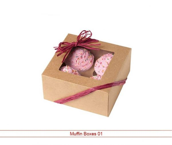 Muffin Boxes - 1